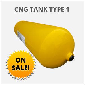 CNG Tank Type 1